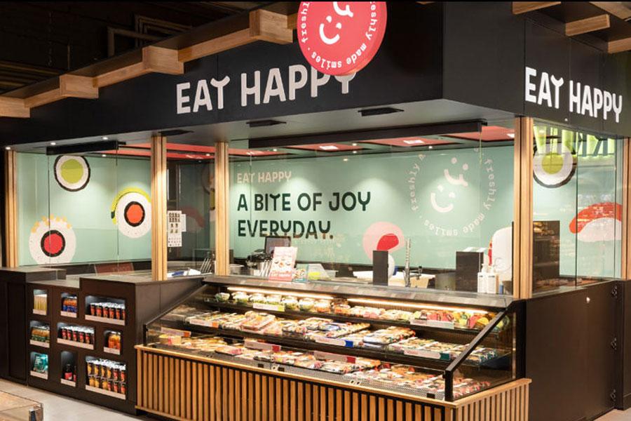 Eat Happy Shop-in-Shop
